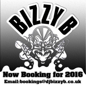 DJ Bizzy B – Now booking for gigs